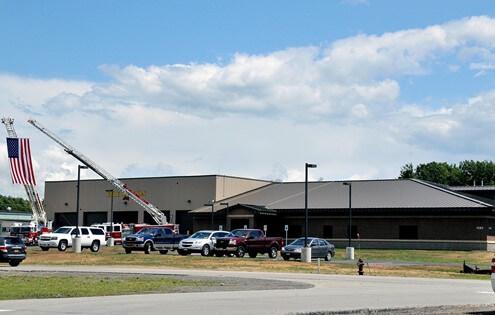 jadestone-engineering-Fort Drum Fire Station