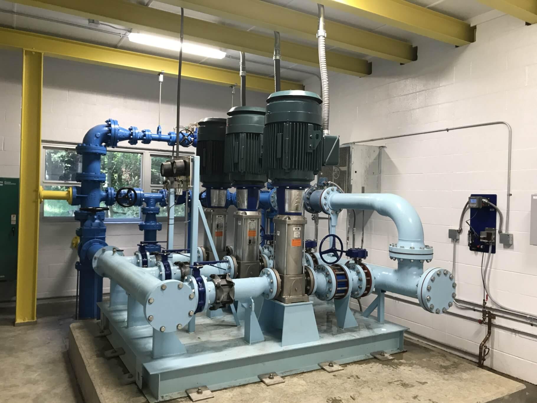 jadestone-engineering-Village of Trumansburg-well and water system improvements