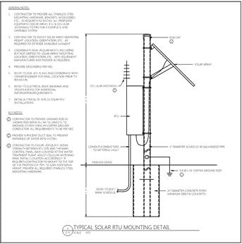 Jade Stone Engineering - Sewer Meter Project